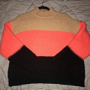 Chunky Knit Sweater !